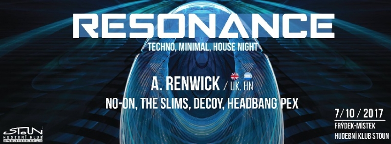 Resonance with A.Renwick (UK/HN)