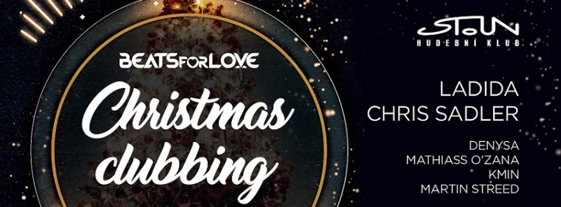 Beats for Love: Christmas clubbing