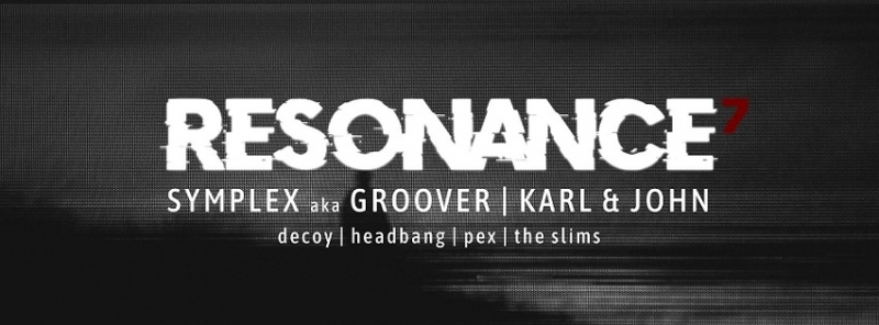 RESONANCE 7 | Techno club night