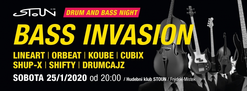 Bass Invasion