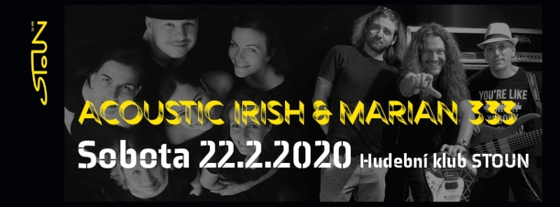 Acoustic Irish & Marian 333