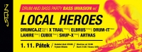 Bass Invasion - Local heroes